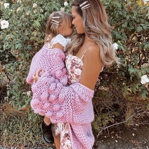 For Love & Lemons Floral Dress Mommy and Me